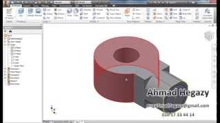 Modeling of Knuckle joint assembly by using Autodesk Inventor