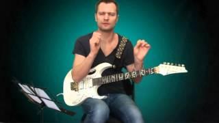 Уроки игры на гитаре для новичков Boogie Woogie - видео разбор