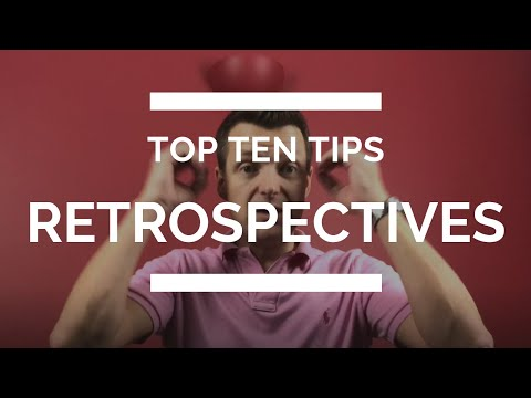 Ten Easy Ways to Make Your Agile Retrospectives Great Again!