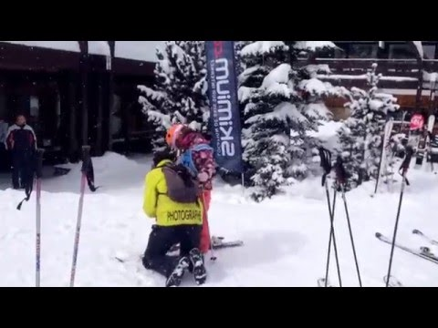 Petite tranche de Vlog #3 au ski - Studio Bubble Tea Vlog