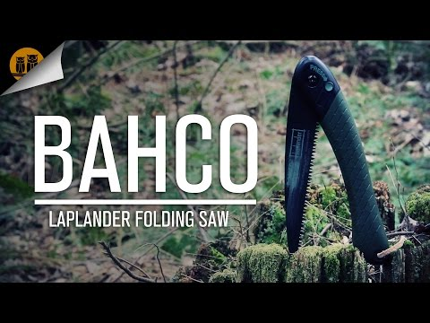 Bahco Laplander | Bushcraft Folding Saw | Field Review
