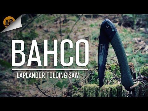 Bahco Laplander   Bushcraft Folding Saw   Field Review