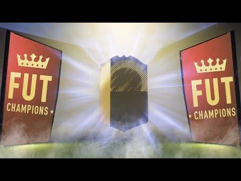 NIESAMOWITE PACZKI ZA TOP 100 W FUT CHAMPIONS!