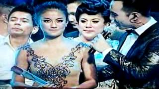 kejutan ulang tahun agnes monica grand final indonesian idol 30 juni 2012 01 juli 2012 ts