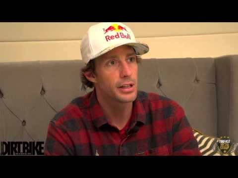 Travis Pastrana interview part 3 - The amazing Bruce Cook