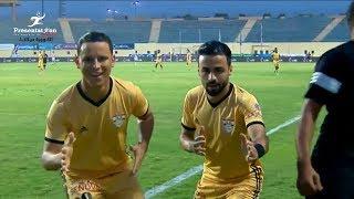 مباراة الزمالك vs الانتاج الحربي | 3 - 1 دور الـ 8 كأس مصر 2017 - 2018