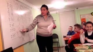 Фрагмент открытого урока английского языка в группе Elementary, 9-11 лет