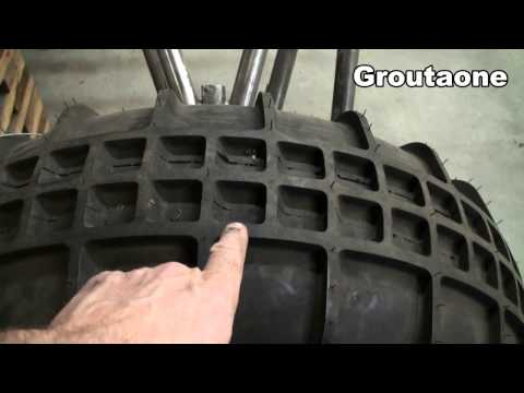 Tire Grooving Tool Review Part 1