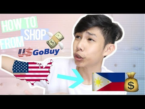 HOW TO SHOP FROM US TO PHILIPPINES ( MADALI AT MURANG SHIPPING FEE) Ft. USGOBUY.COM | RenielReyesTV