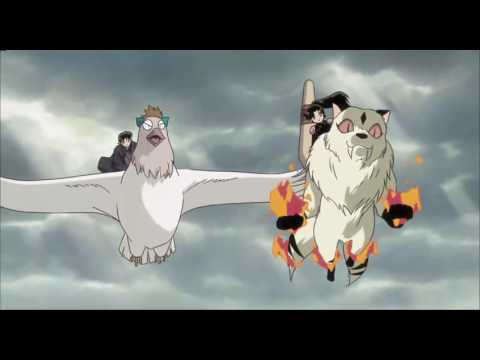 Inuyasha The Movie 4 English: Fire On The Mystic Island