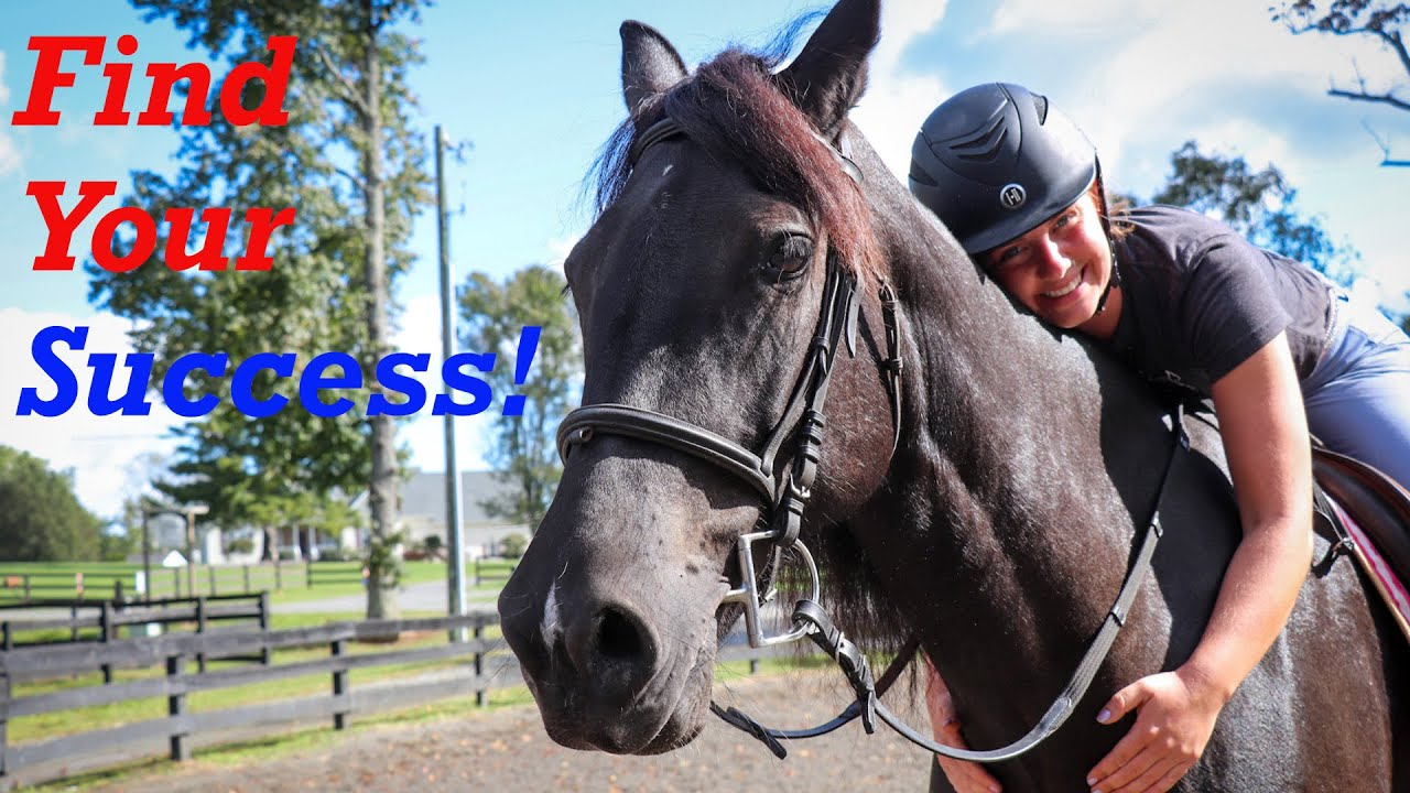 Finding Success with your Horse
