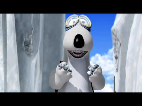 L orso bianco pasticcione cartone animato hd youtube