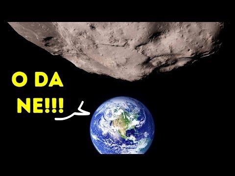 Bir Asteroidin Dünyaya Çarpmasını Engelleyebilir Miyiz?