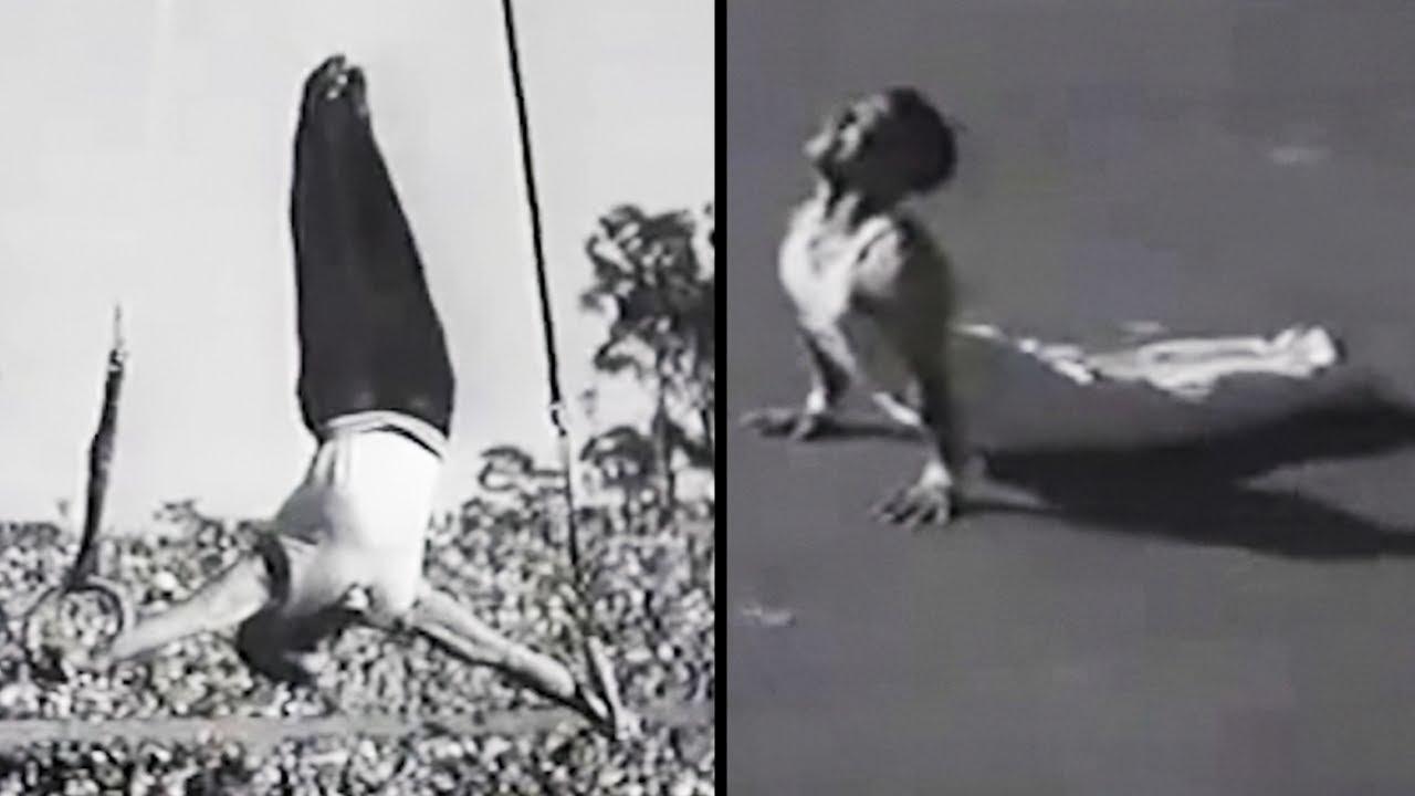 Ozzy Man Reviews: Old Gymnastics