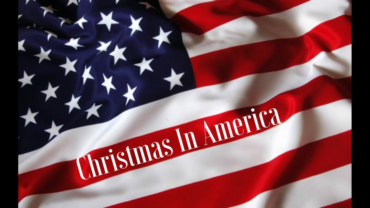 Christmas In America by JessLee - YouTube