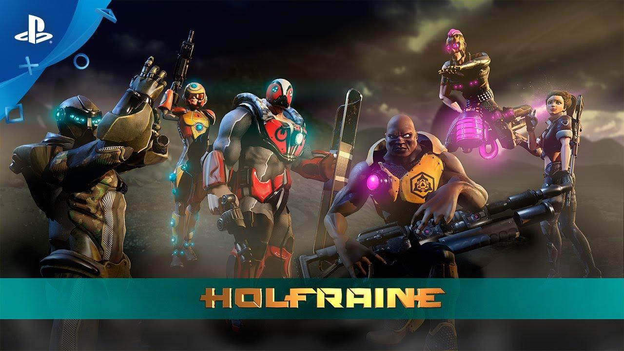 Holfraine - Announce Trailer | PS4