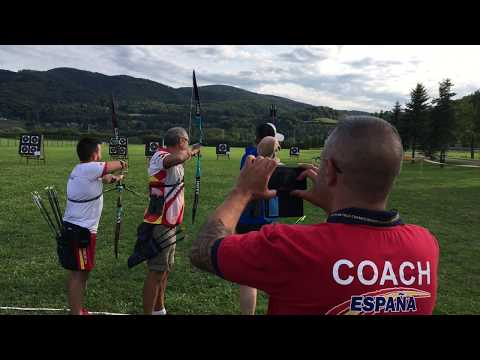 European Field Championships - Mokrice 2017 | Day 0 - Unofficial practice