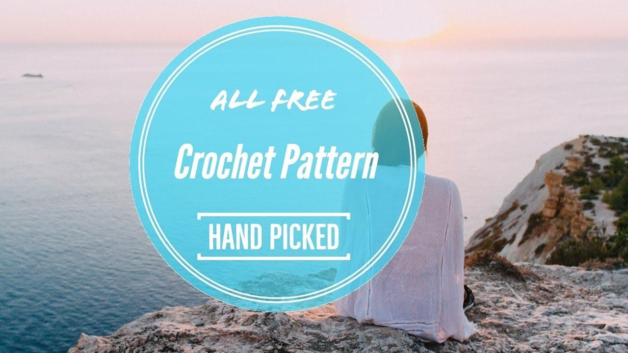stained glass crochet blanket pattern - YouTube