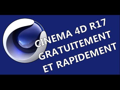 CINEMA 4D GRATUIT TÉLÉCHARGER R17