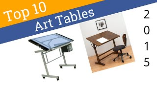 10 Best Drafting Tables 2015