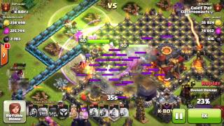 Clash of Clans - Quest to 4000 Trophies #16: Personal Record!