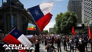 Las protestas en Chile vistas desde los ojos de unas trabajadoras