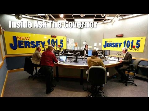 'Inside Ask the Governor' with Kevin McArdle February, 2015