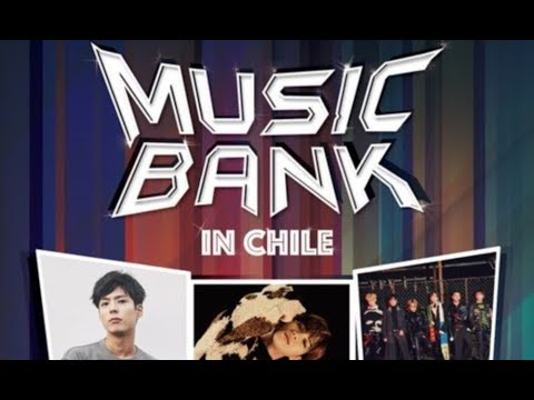 'Music Bank in Chile' reveals final artist lineup!(News)