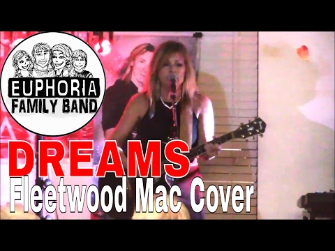 Dreams Fleetwood Mac Cover by Euphoria Family Band | Full Time RV Family on the Road 30