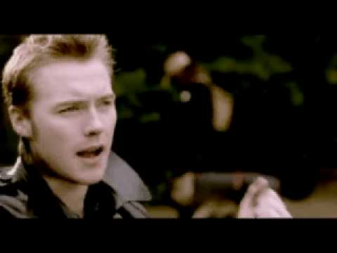 Ronan Keating When You Say Nothing At All Official Video