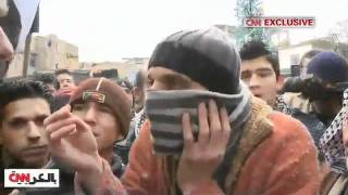CNN Exclusive Video from Zabadani in Syria