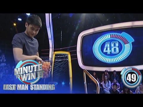 Bouncer | Minute To Win It - Last Teen Standing