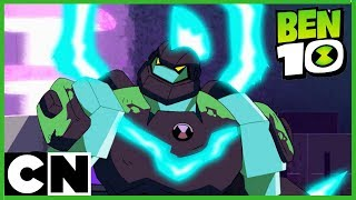 Ben 10 | The First Omni-Enhanced Alien | Cartoon Network