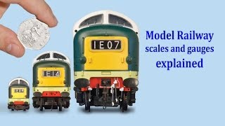 The Guide to: Model Railway Scales & Gauges