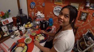 Тайская кухня вместе с тайкой Нитт. Готовим Зеленый Карри