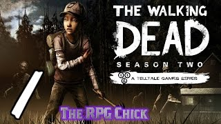 Let's Play The Walking Dead, Season 2 (Blind), Part 1: What an Opening!