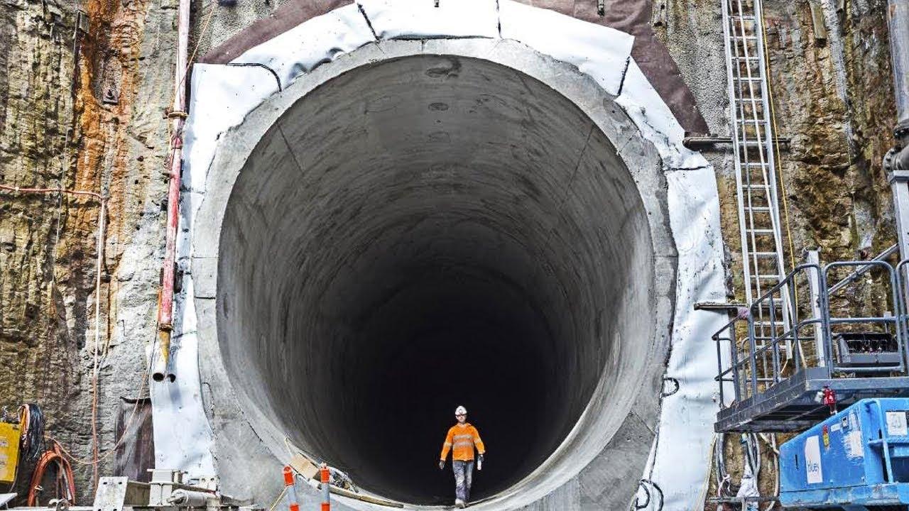 12 уникатни тунели низ светот