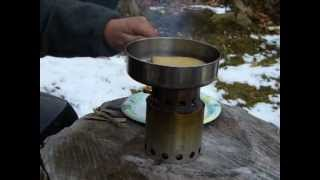 SoloStove French Toast.MP4