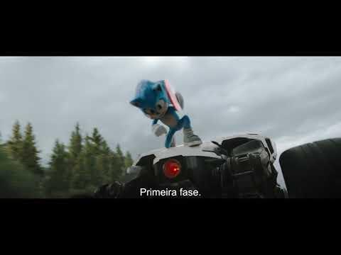 Sonic: O Filme | Clipe: Hoje nós estamos destruindo robôs | Paramount Brasil