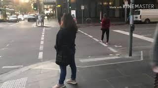 A Glimpse at Melbourne CBD After Lockdown - 10 June 2020