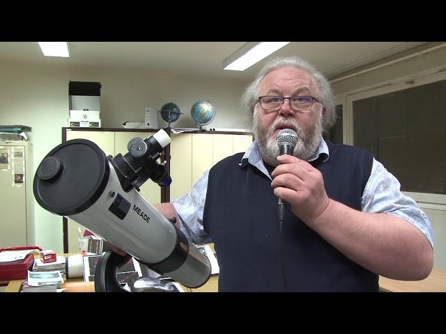 Expo photo du club d'Astronomie