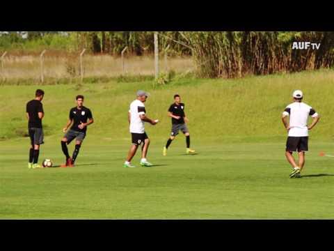 Sub-17 | La Celeste se prepara para el Sudamericano 2017