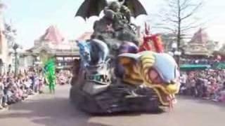 Disney's Once Upon A Dream Parade - Part 2