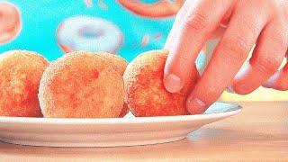 Как ЭТО ПРИГОТОВИТЬ Сырные шарики из картофеля