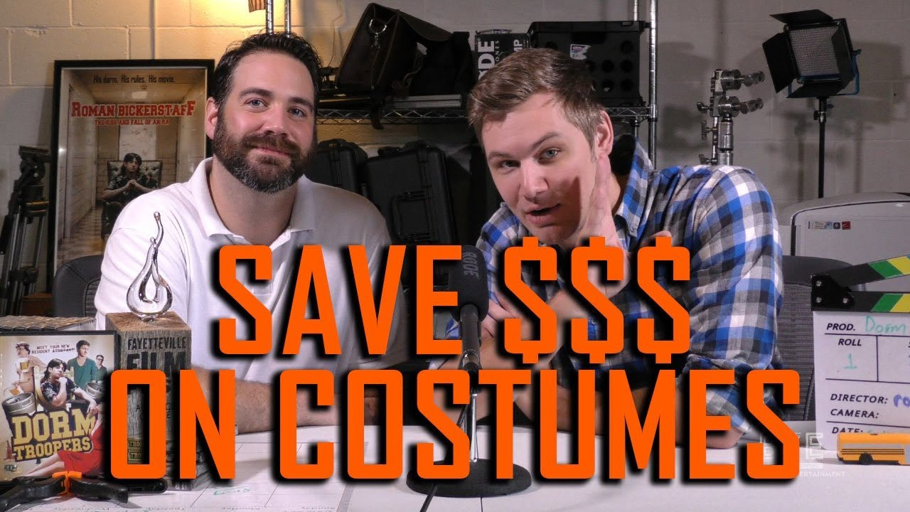 3 Hacks to Save $$$ on Costumes