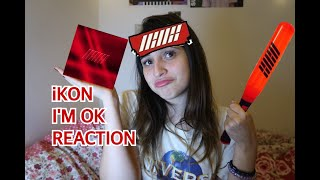 iKON - 'I'M OK' M/V Reaction | this is not ok