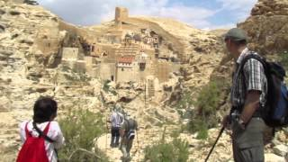 Walking Holiday in Palestine