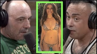 Rogan & Co. on Elizabeth Hurley's Instagram | JRE Fight Companion