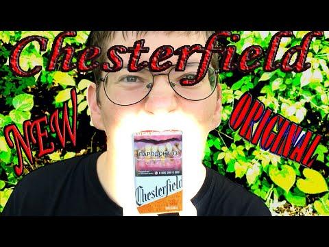 Обзор сигарет Chesterfield original ( РФ)