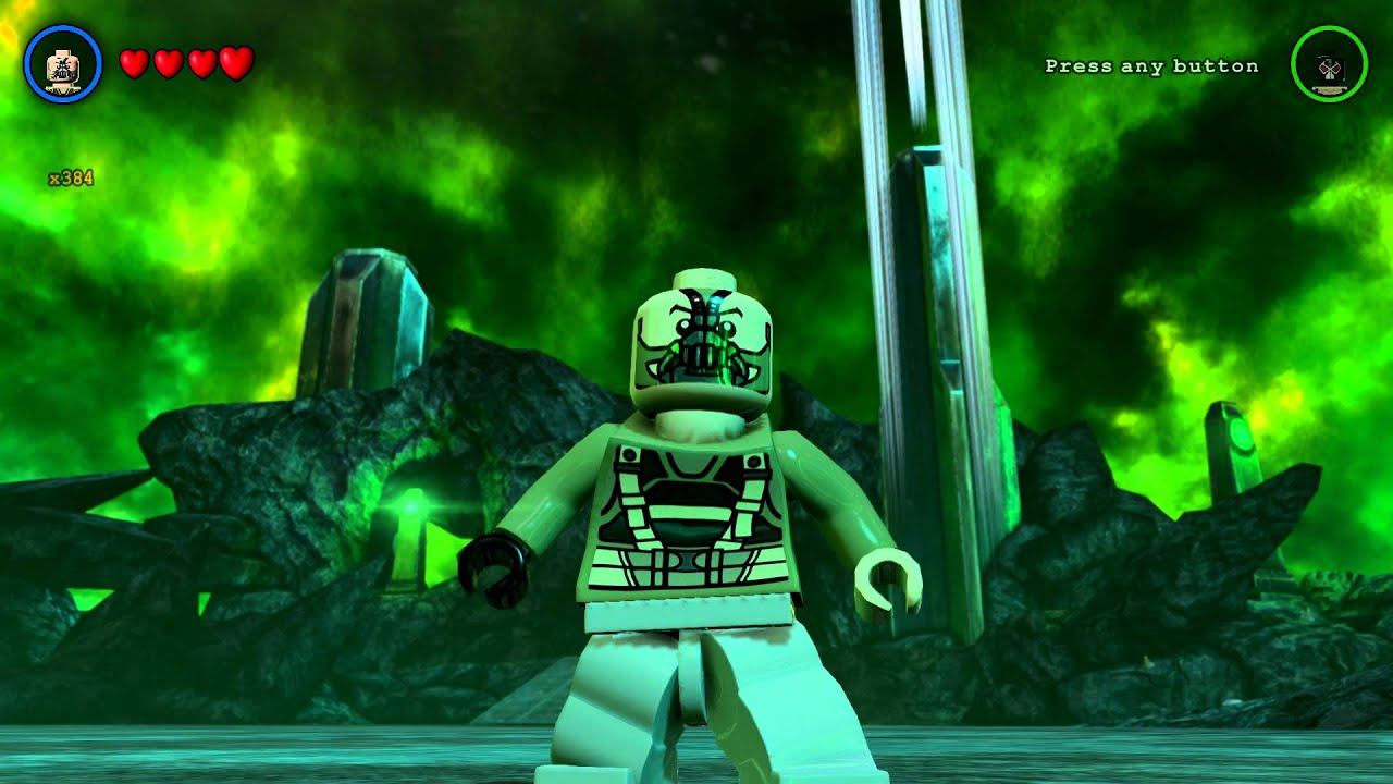 LEGO Batman 3: Beyond Gotham - Bane (Dark Knight Rises ...